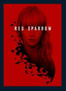 Red Sparrow HDX UV Vudu or MA Redeem (Ports to Google Play and iTunes)