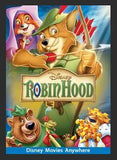 Robin Hood: 40th Anniversary Edition HDX DMA MA or Vudu Redeem (Ports to Vudu and iTunes)