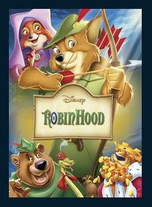 Robin Hood: 40th Anniversary Edition HDX Google Play Redeem (Ports to MA MoviesAnywhere) No Points Disney