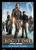 Rogue One: A Star Wars Story HDX MA or Vudu Redeem (ports to iTunes) DMA Disney