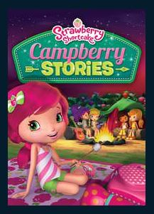 Strawberry Shortcake: Campberry Stories HDX UV Vudu or Google Play or iTunes or MA Redeem