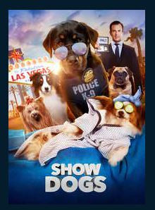 Show Dogs HDX Vudu or MA Redeem (Ports to iTunes and Google Play)