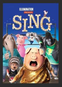 Sing HD iTunes Redeem (Ports to MA)
