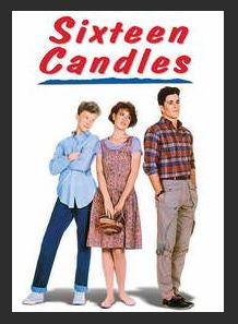 Sixteen Candles HDX UV *Vudu Redeem* (Ports UV and MA)
