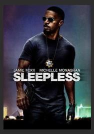 Sleepless HD iTunes Redeem (Ports to MA MoviesAnywhere)