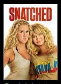 Snatched HDX UV Vudu or iTunes or Google Play or MA Redeem