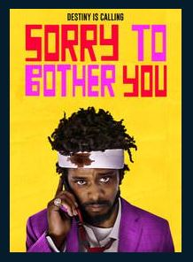 Sorry to Bother You HDX Vudu or MA Redeem (Ports to iTunes and Google Play)