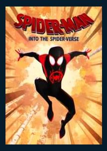 Spider-Man: Into the Spider-Verse HDX UV Vudu or MA Redeem (Ports to iTunes and Google Play)