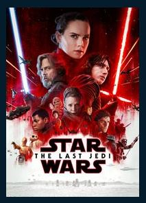 Star Wars: The Last Jedi HDX DMA MA or Vudu Redeem (Ports to Vudu and iTunes)