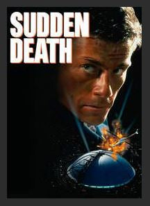 Sudden Death HDX UV Vudu Redeem (MA MoviesAnywhere Google Play iTunes)