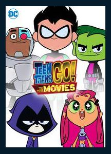 Teen Titans GO! to the Movies HDX UV Vudu or MA Redeem (Ports to iTunes and Google Play)