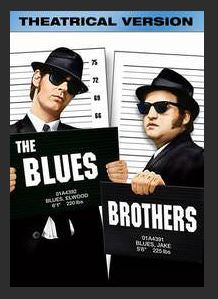 The Blues Brothers HDX UV *Vudu Redeem* (Ports MA)
