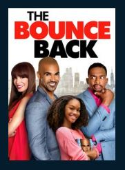 The Bounce Back HDX UV Vudu or MA or Google Play Redeem (Ports to iTunes)