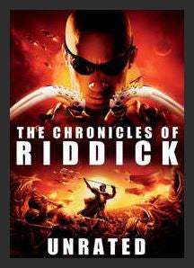 The Chronicles of Riddick HD iTunes Redeem (Ports MA)
