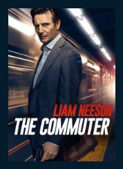 The Commuter HDX UV Vudu or iTunes Redeem
