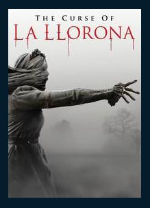 The Curse of La Llorona HDX Vudu or MA Redeem (Ports to iTunes and Google Play)