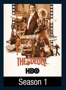 The Deuce: Season 1 HDX UV *Vudu Redeem*