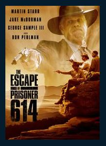 The Escape of Prisoner 614 HDX UV *Vudu Redeem*