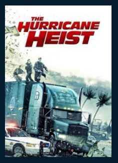 The Hurricane Heist HDX UV Vudu or iTunes Redeem (May not redeem until Tuesday)