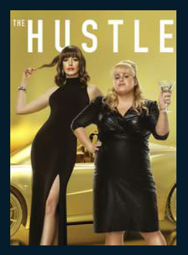 The Hustle HD iTunes Redeem (May upgrade to 4K UHD)