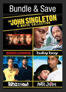 The John Singleton 4-Movie Collection (Bundle) SD UV Vudu Redeem (3 of 4 Ports to MA MoviesAnywhere)