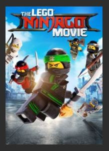 The LEGO Ninjago Movie HDX UV Vudu or MA Redeem (Ports to MoviesAnywhere iTunes and Google Play)