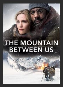 The Mountain Between Us HDX UV Vudu or Google Play or MA or iTunes Redeem