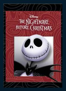 The Nightmare Before Christmas HD Google Play Redeem (Ports MA) NO Points Disney