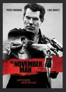 The November Man HDX UV Vudu Redeem