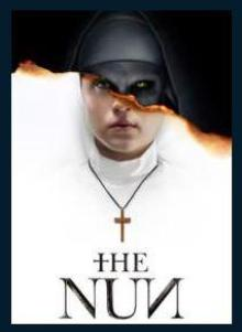 The Nun HDX UV Vudu or MA Redeem (Ports to iTunes or Google Play)
