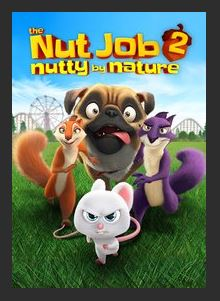 The Nut Job 2: Nutty by Nature HDX UV *Vudu Redeem* (Ports to MA MoviesAnywhere)