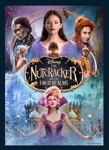 The Nutcracker and the Four Realms HDX DMA MA or Vudu Redeem (Ports to iTunes)