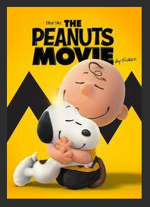 The Peanuts Movie HDX UV or iTunes or Google Play