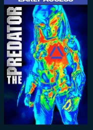 The Predator HDX Vudu or MA Redeem (Ports to Google Play and iTunes)