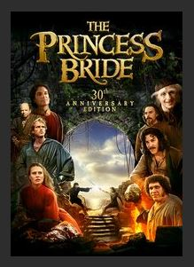 The Princess Bride HDX UV Vudu or iTunes or Google Play