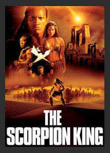 The Scorpion King HDX UV Redeem (Ports to MA MoviesAnywhere)