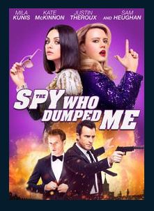 The Spy Who Dumped Me HDX Vudu Redeem