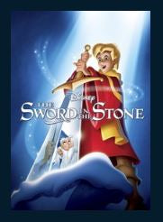 The Sword in the Stone HDX DMA MA or Vudu Redeem (Ports to Vudu and iTunes)