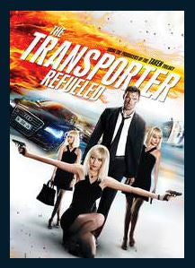 The Transporter Refueled HDX UV Vudu Redeem