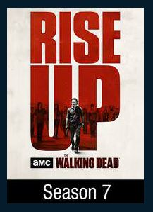 The Walking Dead Season 7 HDX UV Vudu Redeem
