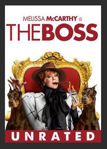 The Boss (Unrated) HDX UV