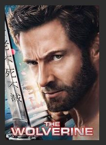The Wolverine HDX UV or or iTunes or Google Play Redeem (Ports to MA MoviesAnywhere) X-Men
