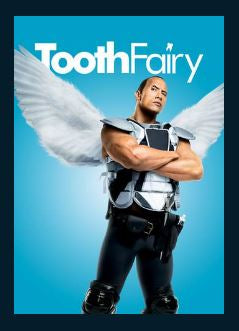 Tooth Fairy HDX UV Vudu or iTunes or MA or Google Play Redeem