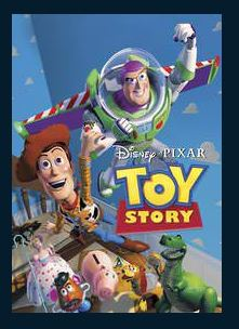 Toy Story HD Amazon Redeem (Ports MA) Disney