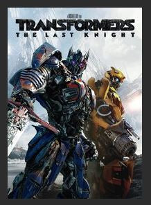 Transformers: The Last Knight HD iTunes Redeem