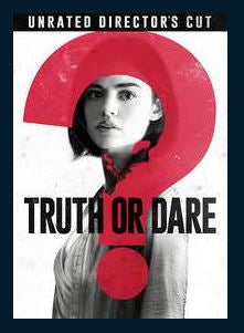 Truth or Dare HDX Vudu or MA Redeem (Ports to Google Play and iTunes and iTunes)