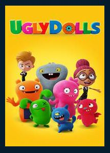 Ugly Dolls HD iTunes Redeem (May upgrade to 4K)