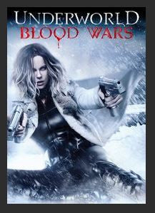 Underworld: Blood Wars HDX UV