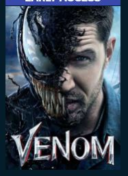 Venom 4K UHD UV MA or Sony Redeem (Ports to Vudu Google Play and iTunes)