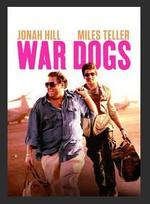 War Dogs HDX UV *Vudu Redeem* (Ports UV and MA)